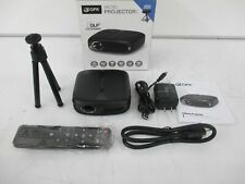 GPX PJ809B DLP Micro Projector