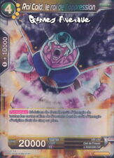 Dragon Ball Super Card Game ! Roi Cold, le roi de l'oppression BT2-105 R - VF