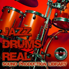 Jazz Drums Real - large perfect Wave Samples/Groove/Performanc es Library