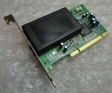 Original Gateway 6001259 Gvc SF-1156IV PCI Ethernet Netzwerk Karte mit Halterung