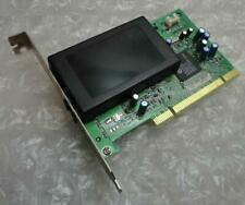 Genuine Gateway 6001259 GVC SF-1156IV PCI Ethernet Network Card With Bracket