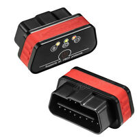 ELM327 Bluetooth Computer OBDII iCar Diagnostic Scanner OBD2 CAN BUS PC Android