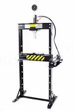 Pressa manuale SOGI P12-M da 12 t | Pressatrice idraulica progressiva