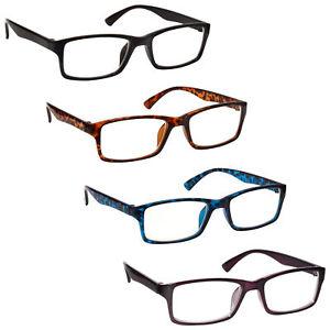 Reading Glasses Mens Womens UV Reader R92
