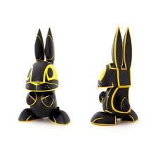 LAVA MR BUNNY figure CHAOS BUNNIES designer vinyl JLED art toy JOE LEDBETTER '12