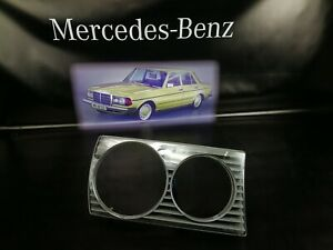 New! MERCEDES  W123  Original Right Side Bosch Headlight Grill Door Trim Bracket