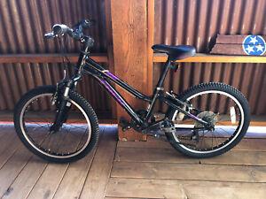 "Trek Precaliber Kids Bicycle Bike girls boys youth jr junior 10"" Aluminum NICE!!"