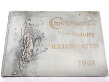 New listing 1901 Charleston… and Vicinity Illustrated Antique Book