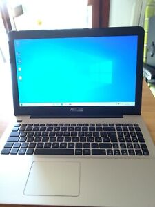 Notebook Asus intel core i7- 5500U Cpu 2400Ghz- Ram 8 gb SSD 250 gb Bellissimo