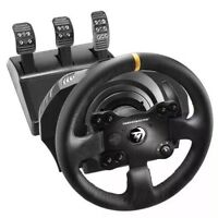 Thrustmaster TX Leather Racing Wheel and Pedal Set. PC & Xbox One