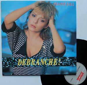 """LP 33T France Gall  """"Débranche"""" - (TB/B)"""