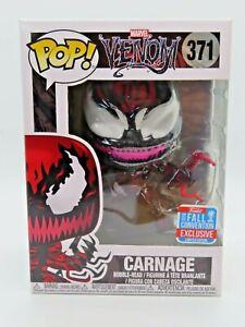 Funko Pop! Venom Carnage  #371  2018 Fall Convention Exclusive