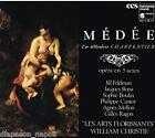 Charpentier: Medee / William Christie, Les Arts Florissant - CD