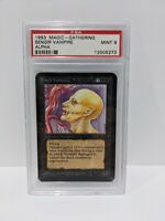 1993 MTG Magic the Gathering Alpha Sengir Vampire PSA 9 Game Card
