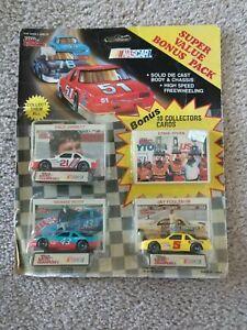 1991 Racing Champions Super Value Bonus Pack Die Cast - Jarrett Petty Fogleman