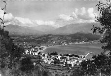 France La Corse Ile de Beaute Ajaccio Vue generale sur le fond du Golfe