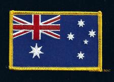 AUSTRALIA AUSSIE COUNTRY HAT FLAG PATCH SOUVENIR TRIP GIFT PIN UP AUSTRALIAN WOW
