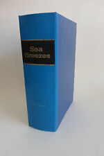 Sea Breezes Magazine Complete Year 1973 in Binder Very Good Condition