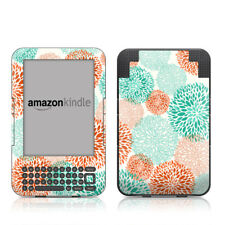 Kindle Keyboard Skin - Flourish by Brooke Boothe - Sticker Decal