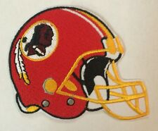 "Washington Redskins NFL Helmet Logo Patch / Crest Iron On 3.25""x3.25""inch"