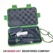 990182 Flashlight Torch Light Rechargeable Car Tool Glass Broker