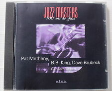 PAT METHENY ,B.B. KING , DAVE BRUBECK . CONCERT MIDEM  . CD