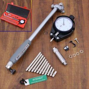 Metric Dial Bore Gauge 50-160MM 0.01MM Bridge Cylinder Internal Bore Measuring