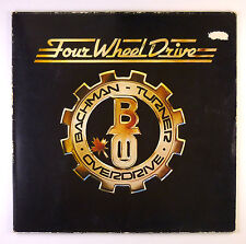 "12"" LP - Bachman-Turner Overdrive - Four Wheel Drive - C2014 - washed & cleaned"