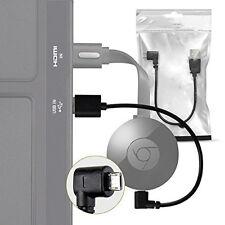 Micro USB Cavo di alimentazione per Fire TV Stick, Chromecast, Roku, Intel STICK