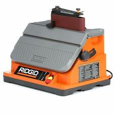 NEW Sander Oscillating Edge/Belt RIDGID Spindle Sanders EB4424, Free Shipping