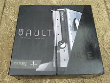 MICROSOFT XBOX 360 S SLIM CALIBUR11 BASE VAULT CONSOLE CASE SHELL MOD Grey Boxed