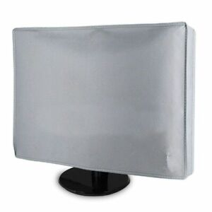 Desktop Computer Monitor Dust Cover Washable Non Woven Durable Screen Protection