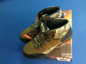 Survivors men's hunting boots, waterproof, wide width, leather,  Camo