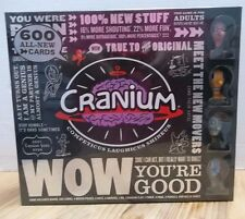 CRANIUM WOW YOU'RE GOOD Board Game Copyright 2007 Adults New!