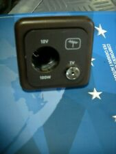 PRESA 12V DIAMETRO 12 PRESA TV CBE MP12TV CAMPER BARCA