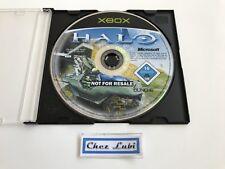 Halo - Promo - Microsoft Xbox - PAL EUR - CD Seul