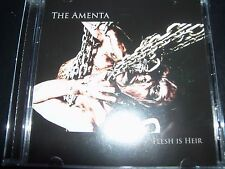 The Amenta Flesh is Heir CD – Like New