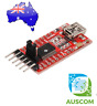Mini FT232RL FTDI 3.3 5V USB to TTL Serial Converter Adapter Module for Arduino