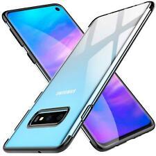 Slim Cover Samsung Galaxy S10 Plus Hülle Silikon Handy Tasche Schutzhülle Case