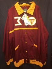Stall & Dean Titan A.C. Jacket Brand New With Tags Burgundy Size 5XL