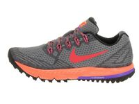 Nike Air Zoom Wild Horse 3 Women's Trainers Shoes 749337/008 - Tumbled Grey