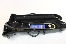 King 3B Professional .508 Bore Trombone MINT CONDITION BLACK LACQUER! QuinnTheEs