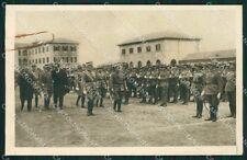 Roma Città GdF Guardia di Finanza Militari Savoia ABRASA FORO cartolina KF0127