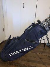 Cobra 90931102 Golf Ultralight Sunday Bag - Peacoat