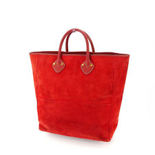 Gucci Tote bag Red Gold Woman Authentic Used Y4956