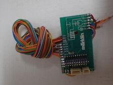 Märklin H0 21 MTC Leiterplatte Platine für Sound Decoder mSD3 + Lok Decoder mLD3