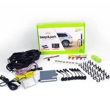 VALEO 632202 Einparkhilfe Beep&Park Kit 3 mit 8 Sensoren und LCD Bildschirm NEU