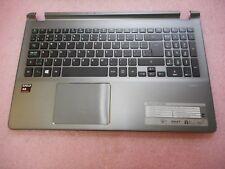 Acer Aspire V5-552P V5-582 Palmrest/Touchpad/Backlit Keyboard *Gray* EAZRK002020