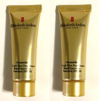 2x Elizabeth Arden CERAMIDE Lift & Firm Day Cream, SPF30, 1 OZ (.5 Oz Ea) NEW!
