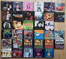 44 CD's! Das große Pop- + Partymusik-Package